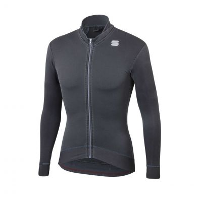 Sportful SF Monocrome Thermal Jersey-Anthracite